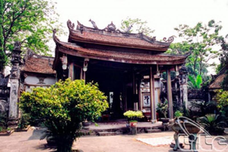 Đền Dạ Trạch