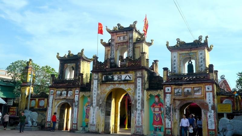 Đền Đồng Bằng-Quỳnh Phụ, Thái Bình
