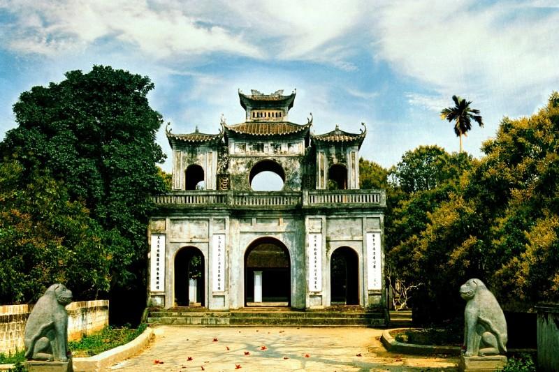 Đền Ghênh - Hưng Yên