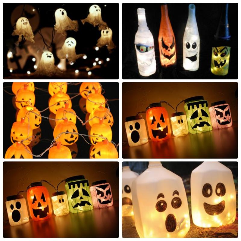 Đèn Halloween