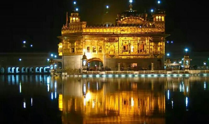 Đền Harmandir Sahib- Punjab, Ấn Độ