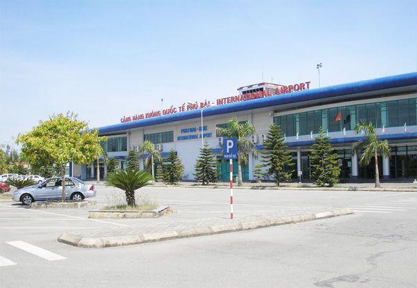 Huế có sân bay Phú Bài