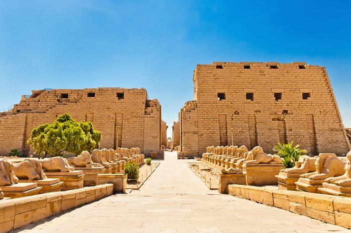 Đền Karnak