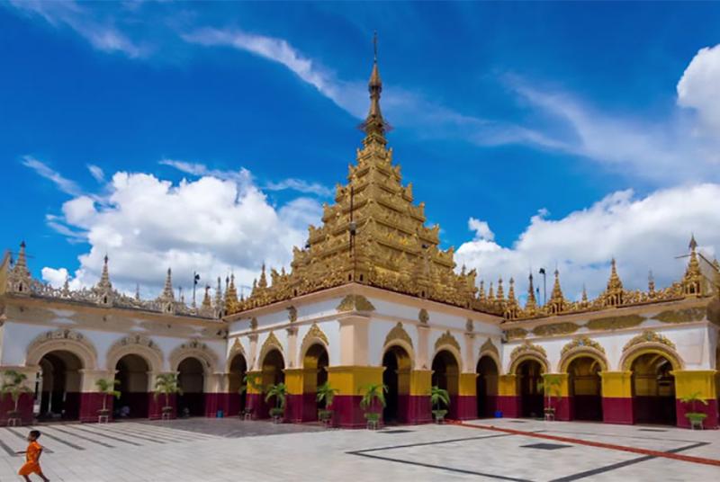 Đền Mahamuni (Mandalay)