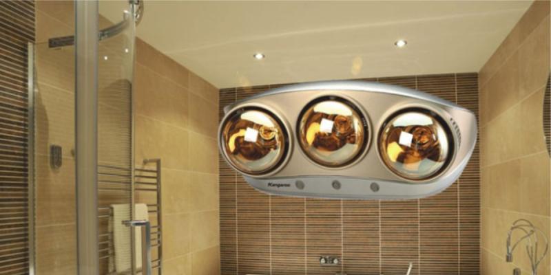Top 14 đèn sưởi nhà tắm tốt nhất hiện nay