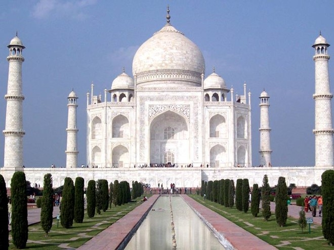 Đền Taj Mahal – Ấn Độ