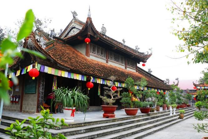 Đền Tam Giang – Chùa Đại Bi