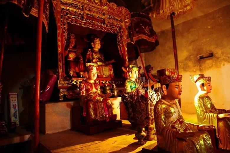 Đền thờ Lê Thị Hoa