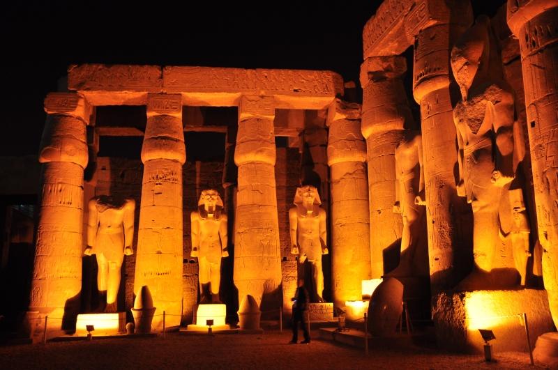 Luxor - những đền đài thời gian