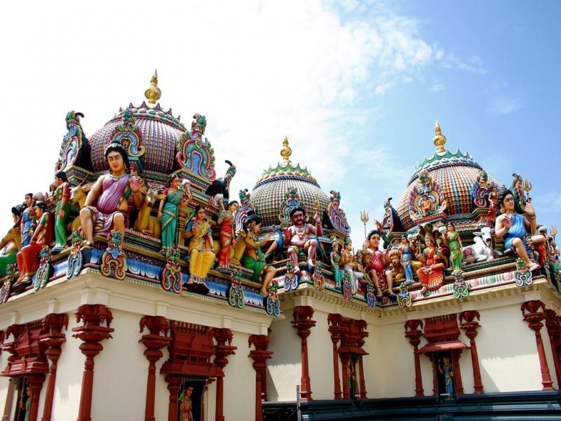 Đền thờ Sri Mariamman