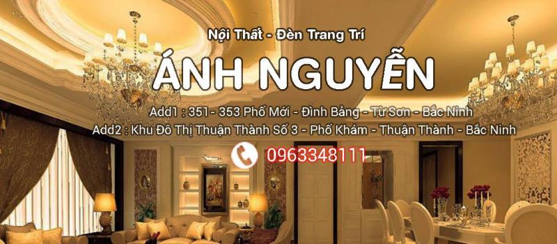 Đèn Trang Trí Ánh Nguyễn