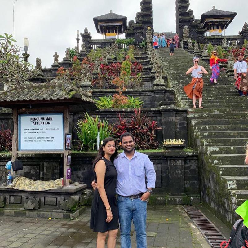 Đền Uluwatu, Indonesia