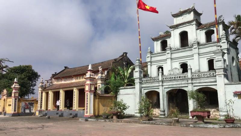 Đền và chùa Tho Vực