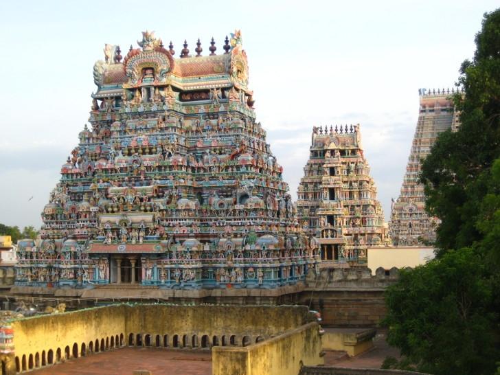 Đền Sri Ranganathaswamy