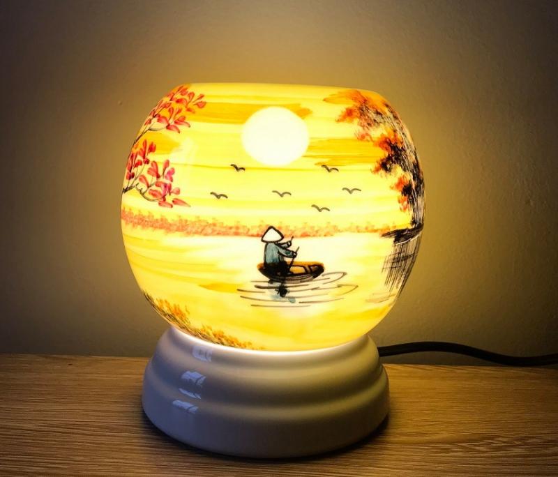 Đèn xông tinh dầu  POSY