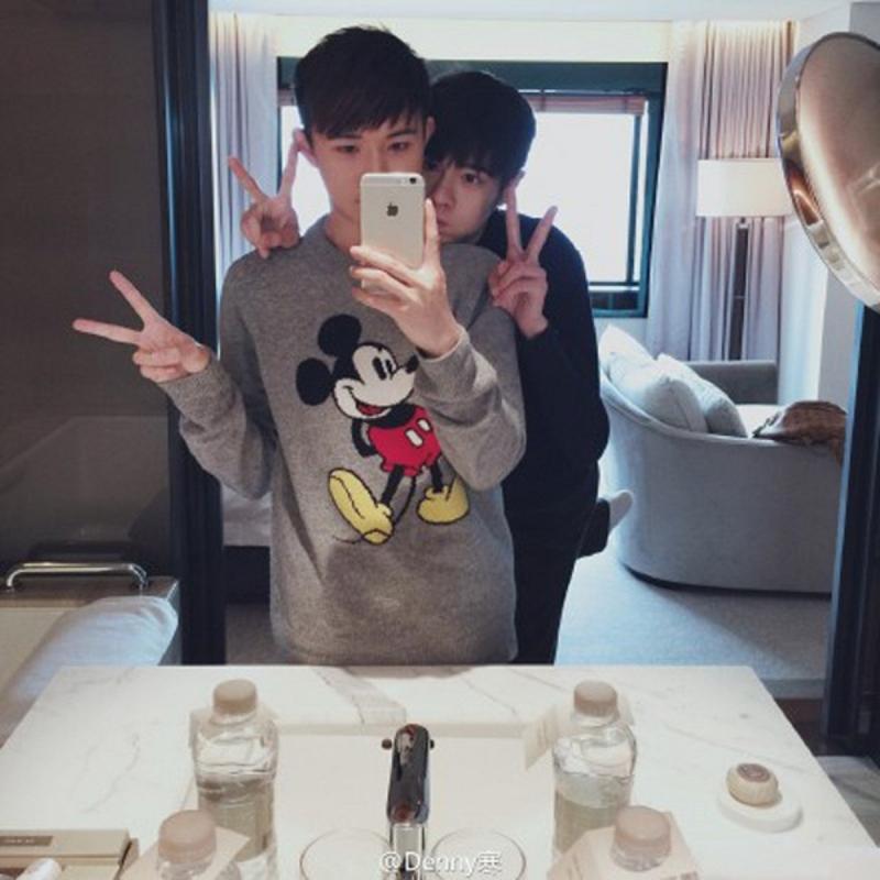 Denny Hàn và Thường Tiểu Huy