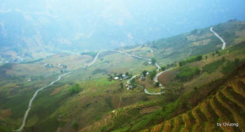 Đèo Bắc Sum (Hà Giang)