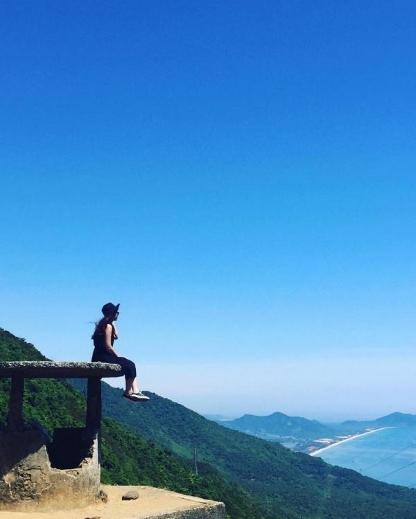 Đến đèo Hải Vân, chắc chắn bạn sẽ có được những bức hình cực chất.