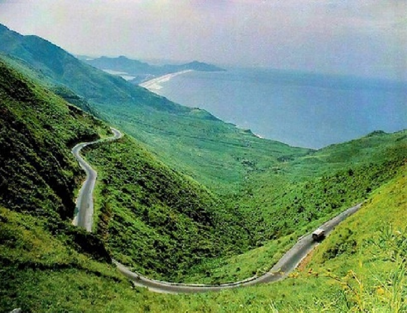 Đèo Hải Vân - Huế