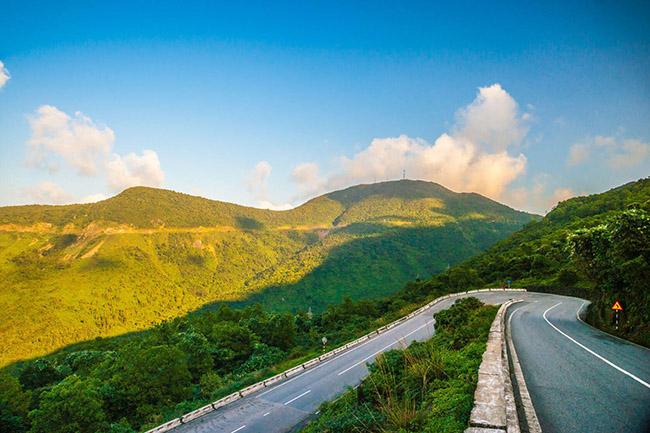 Đèo Hải Vân - Việt Nam