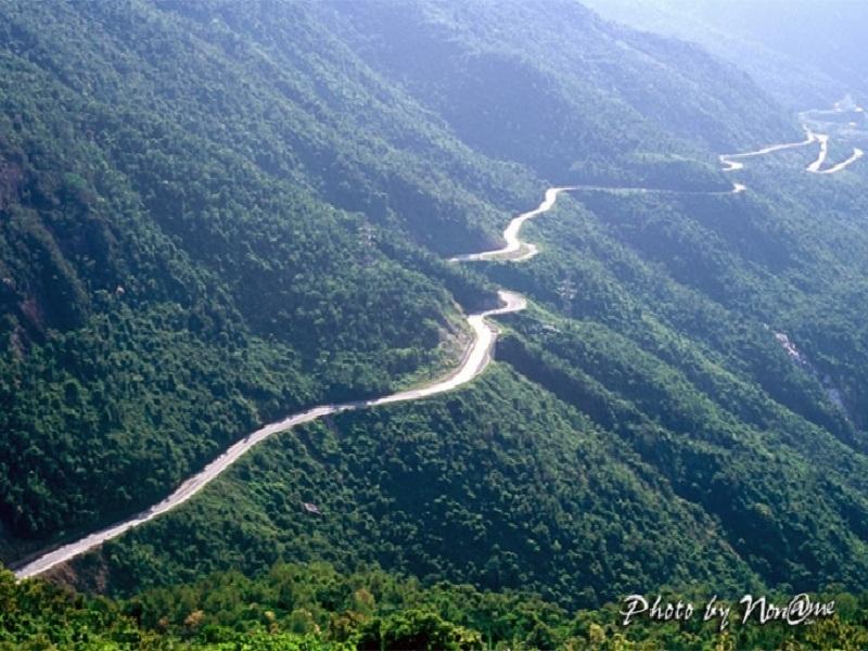 Đèo Cù Mông - Bình Định, Phú Yên