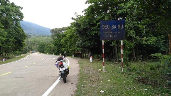 Sa Mu Pass