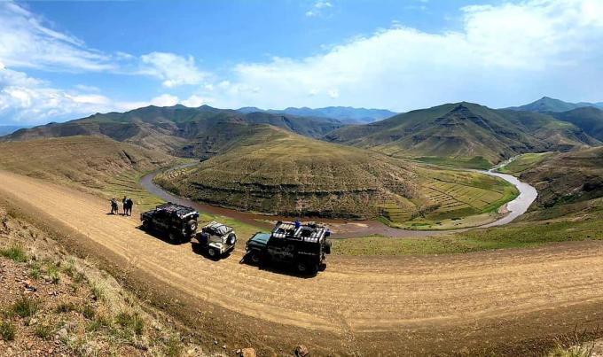 Đèo Sani Pass