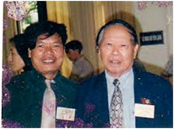 Huy Cận tâm tình với hồn thơ Nguyễn Du