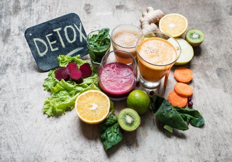 Giảm béo bằng phương pháp Detox cơ thể