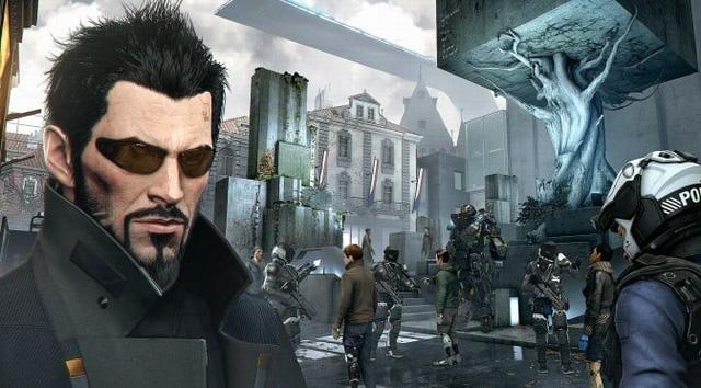 Deus Ex: Mankind Divided không dành cho PC yếu và tầm trung