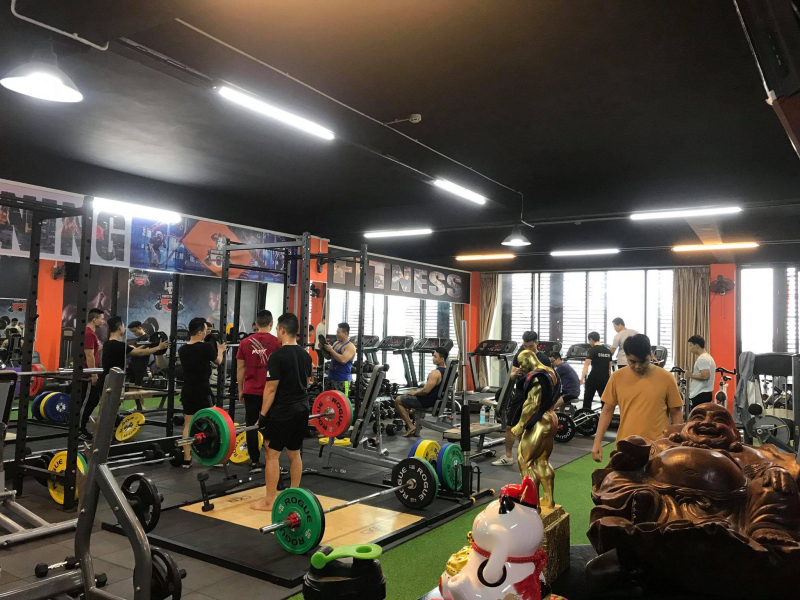 Develop Gym and Fitness