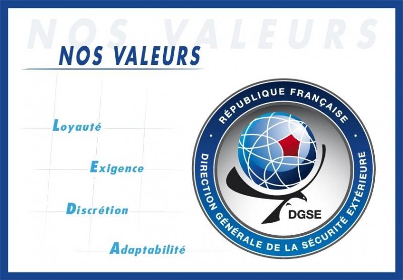 DGSE – Tổng cục An ninh đối ngoại Pháp