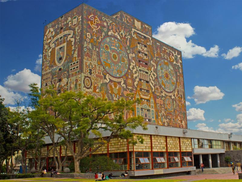 ĐH Tự trị Quốc gia Mexico
