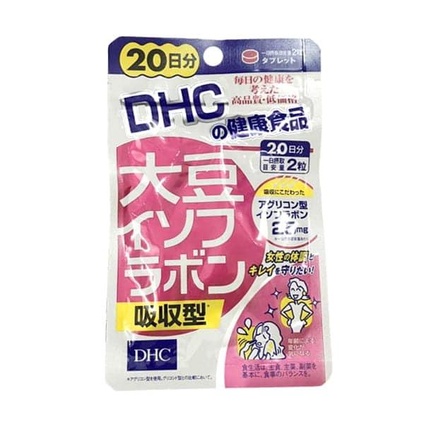 Mầm đậu nành DHC