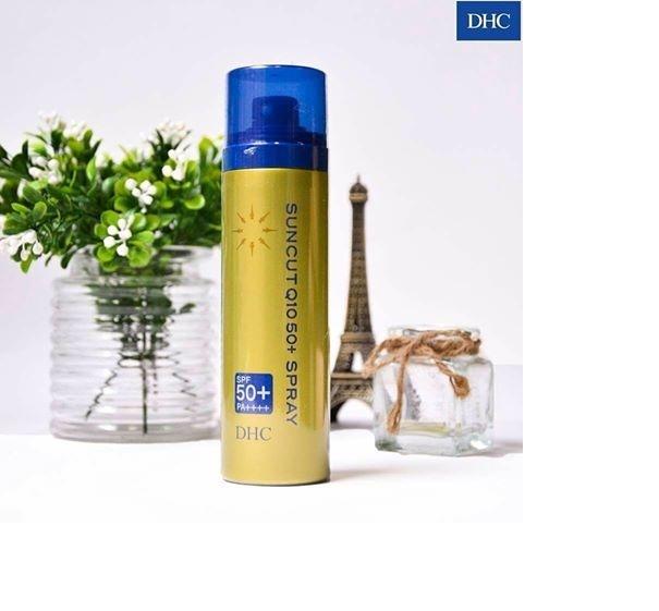 DHC Suncut Q10 Spray SPF50 PA+++