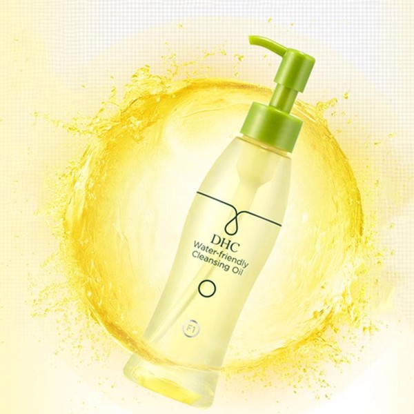 DHC Water-Friendly Cleansing Oil