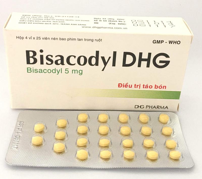 DHG Pharma Bisacodyl