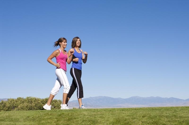 Đi bộ sẽ giúp bạn giảm cân như mong muốn