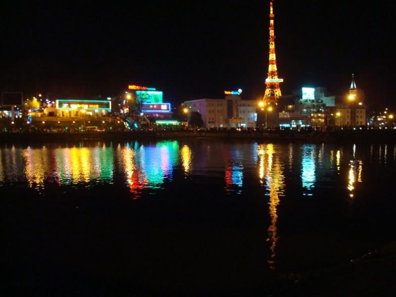 Hồ Xuân Hương về đêm