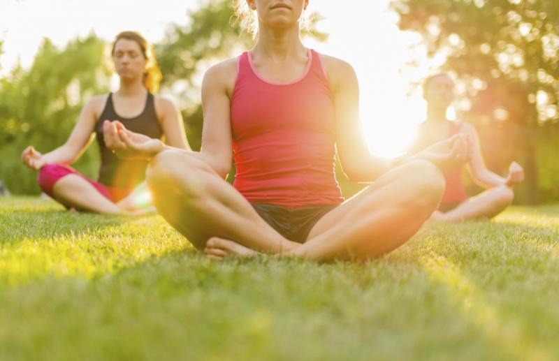 Tập yoga thanh lọc tâm hồn