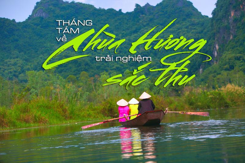 Đi chùa Hương - Nguyễn Thành Lợi (Ảnh minh họa - Nguồn Internet)