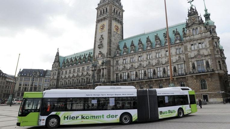 Phương tiện giao thông công cộng ở Đức