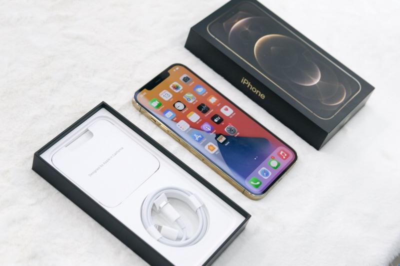 iPhone là dòng sản phẩm bán hút nhất tại Di động Thiên Minh