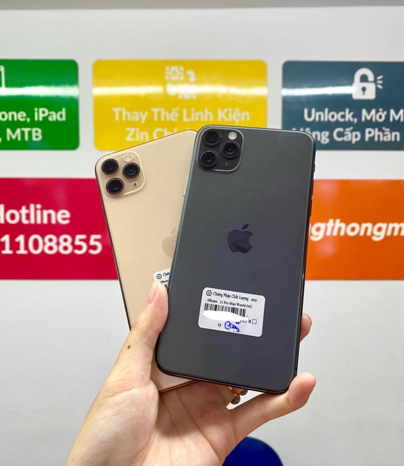 iPhone sản phẩm hút hàng tại Di Động Thông Minh Cần Thơ