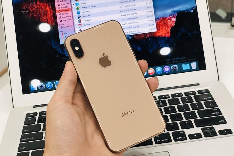 Hình ảnh iPhone Xs Max VN/A chính hãng tại Di Động Việt
