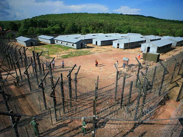 Đi lang thang quanh nhà tù Phú Quốc