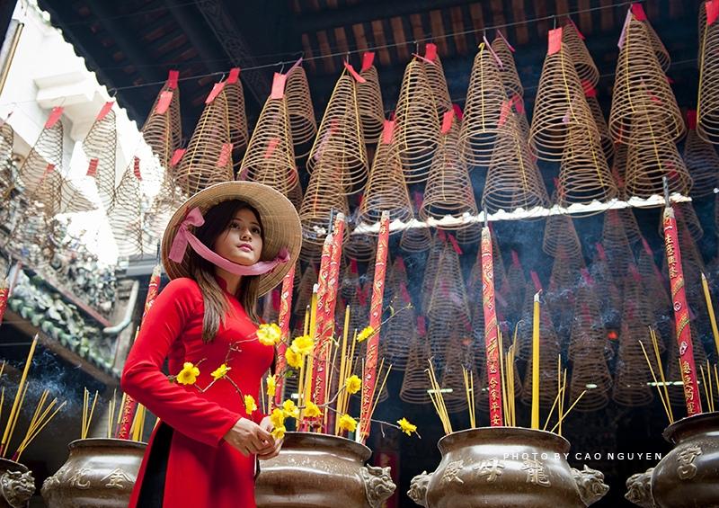 Đi viếng 10 cảnh chùa cũng là một trong những chuyến du hí lý tưởng cho dịp xuân về