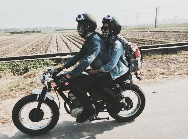 Đi phượt quanh Hà Nội
