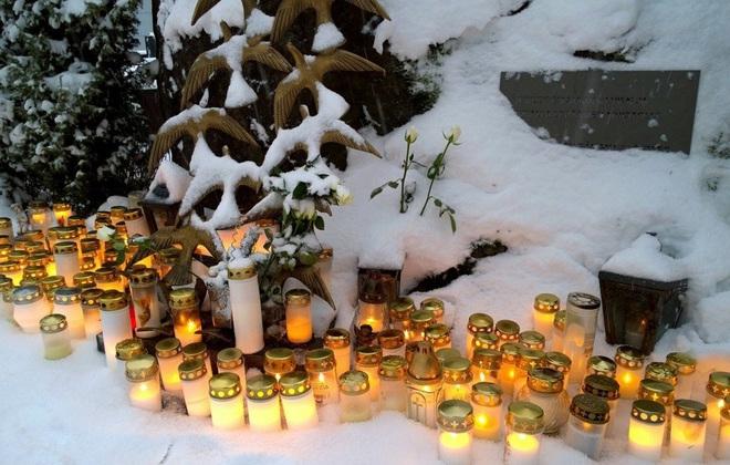Đi tảo mộ vào lễ Giáng sinh