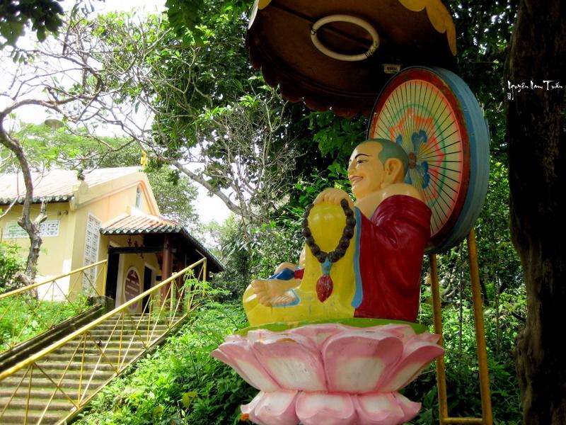 Di tích chùa Giác Linh